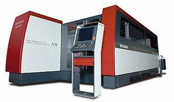 Matrix Metalcraft Purchases New NX Laser from Mitsubishi; its Fastest and Most Powerful Laser Ever