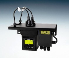 Turbidimeter suits municipal and industrial applications.