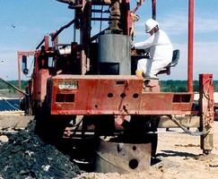 Description For Bucket Drilling Method