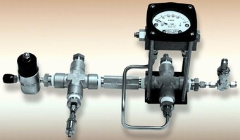 Pressure Balance Accessory blends gas standards in labs.