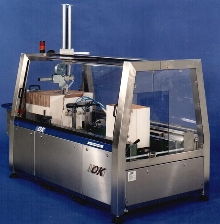Case Erector produces up to 15 cases per minute.
