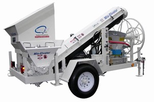 The Mix-Elvator(TM) by Gunite Supply and Equipment Co