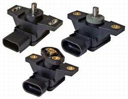 Hall-Effect Rotary Position Sensor endures harsh conditions.