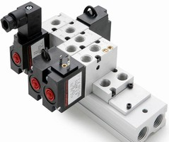 Humphrey Offers Custom Compact, Reliable Manifold Assemblies with Integral 310/410 Series Solenoid Valves