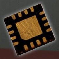 High-Voltage Driver controls high-brightness LEDs.