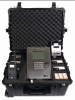 Toxic Gas Detector integrates wireless mesh radio modem.