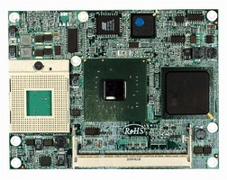 COM Express Module supports Intel
