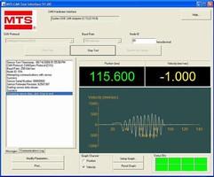 Test Kit verifies sensor function after installation.