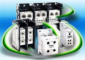 Power Distribution Blocks offer configuration flexibility.