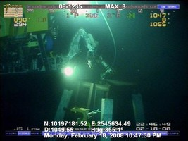 Deepwater Retrofits Cathodic Protection on Two Deep Water Subsea Field Developments in Three Days