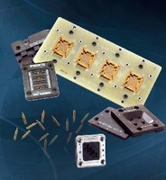 Interposers suit wafer-level chip scale package testing.