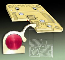 Test Socket Contact features self-cleaning design.