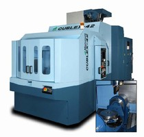 Vertical Machining Centers feature multi-tasking technology.