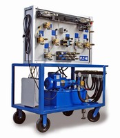 Training System enables classroom fluid power simulations.
