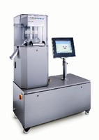 Rotary Tablet Press can process as little as 50 g of powder.
