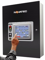 Conveyor Control System can be accessed from anywhere via PC.