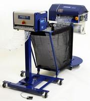 Hybrid Cushioning Dispenser addresses packing efficiency.