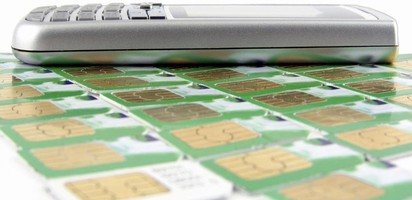 Smart Card Processors suit cellular phone SIM cards.