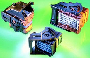 Wire-to-Board Connectors suit transportation applications.