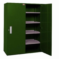 Shure's Space Saver Cabinet