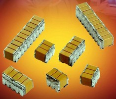 SMPS Capacitors offer high capacitance in reduced form factor.
