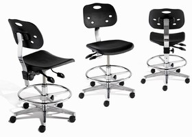 Ergonomic Chairs are designed for use in industrial settings.