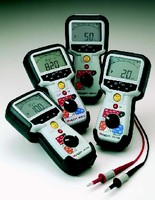 Insulation Testers feature Category IV 600V rating.