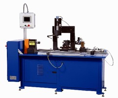 Angle Cutter offers simultaneous angle and end cuts.