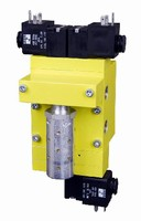 Pneumatic Valves suit air dump/release applications.