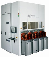 Wafer Cleaning System uses recipe-driven procedures.