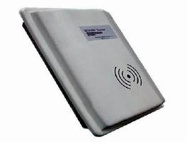 Multi-Tag UHF RFID Reader offers 15 m read range.