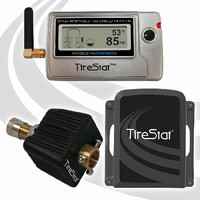 Tire Pressure Monitoring System targets commercial vehicles.