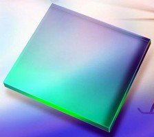 Conductive Coatings act as light filter and EMI shield.