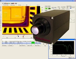 Thermal Imaging System includes 320 x 240 element camera.