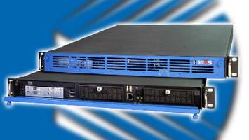 Industrial Server features Intel quad-core processor.