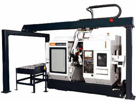 Machining Center targets automotive industry.