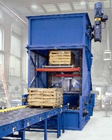 Vertical Lift offers 6,000 lb unit load capacity.