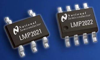 Zero-Drift Op-Amps are optimized for low input voltage noise.
