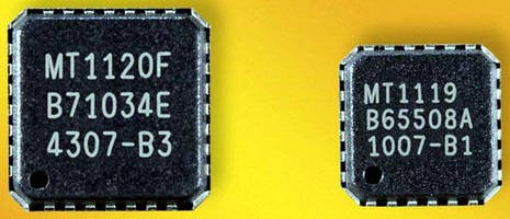 Amplifier Chip boosts integrated car antenna performance.