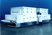 RF Drying System improves insulation production.
