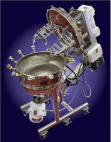 Single Sweep Agitator mixes high-viscosity and sticky materials.