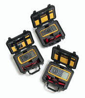 New Fluke Extreme Cases by Pelican Protect Fluke Test Tools in the Toughest Work Environments