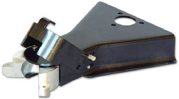 Trailer Coupler makes towing safer and easier.