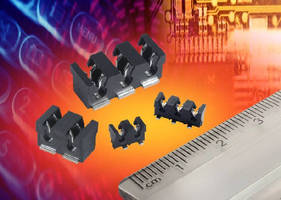 Wire-to-Board Connectors feature voltage rating of 125 V.