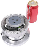 Mechanical Actuator is suited for tight spaces.