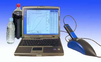 Oxygen Analyzer utilizes optical fluorescence technology.