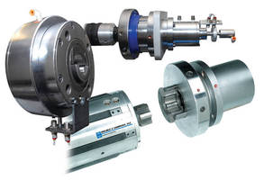 Special Safety Chuck Features Accommodate All Applications