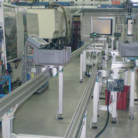 Montrac: Efficient and Fully Automated Intralogistics at Tech-Pol