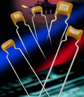 Ceramic Radial Leaded Capacitor is CECC/AEC-Q200 compliant.