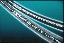 High-Impulse Hoses handle abrasive applications.